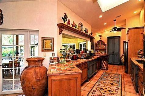 Kitchen With Talavera Tile  Cosina Mexicana  Pinterest