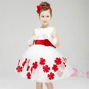 high qualityflower girl dresses children kids wedding With wedding dress for kid girl