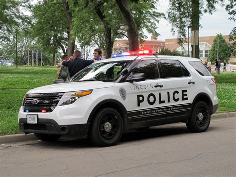 Lincoln Police Suv (1), Lincoln Police Department