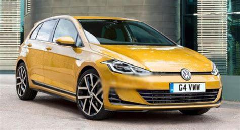 Yeni 2019 Volkswagen Golf Mk8 Hibrit Devrimine Hazrlanyor