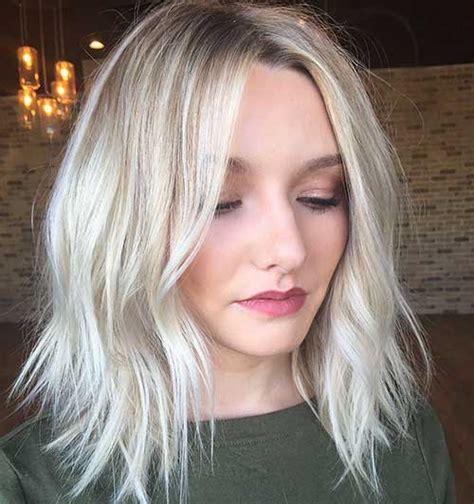eye catching   short blonde hairstyles short