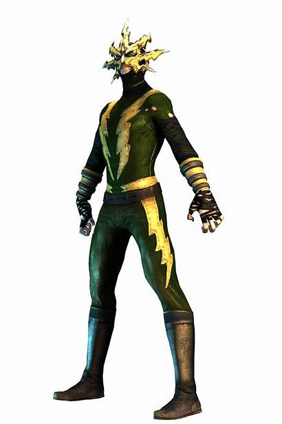 Electro Spider Marvel Villains Shadows Amazing Wiki