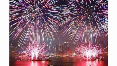July 4th Fireworks 4k Fourth Backgrounds Bright