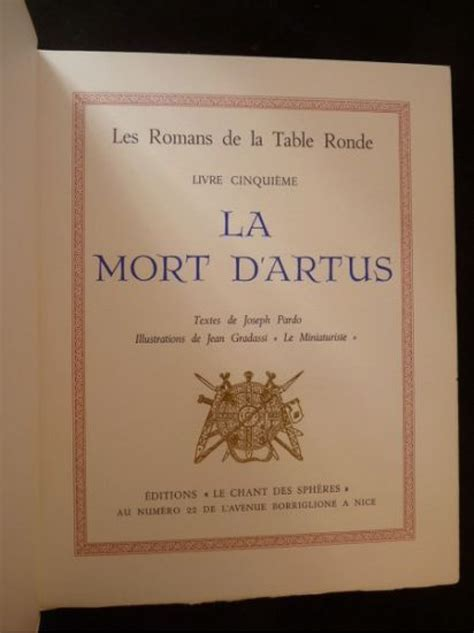 les editions de la table ronde 28 images gradassi les romans de la table ronde edition