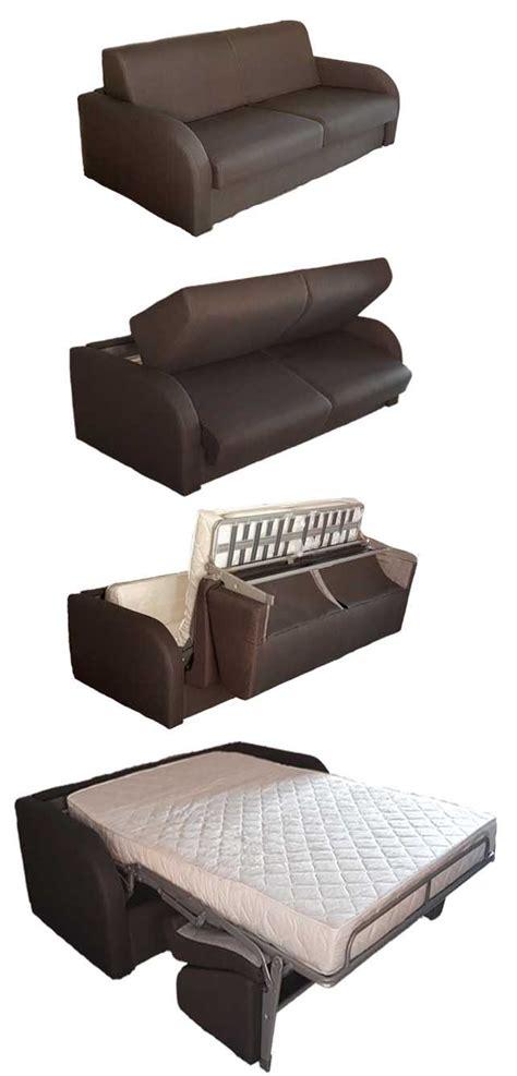 Materasso Divano Letto - divanoletto francese o matrimoniale con materasso alto 18 cm
