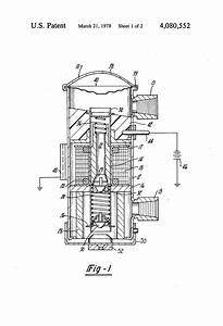 Patent Us4080552 - Hybrid Blocking Oscillator For An Electromagnetic Fuel Pump