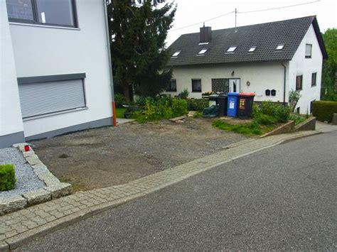 Vorgarten Mit Parkplatz Gestalten by Anlegen Einer Kiesfl 228 Che Im Vorgarten F 252 R Parkpl 228 Tze Mit