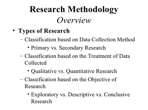Writing a methodology for a literature review