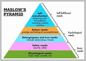Maslow Theory Of Human Motivation