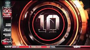 SYFL play makes ESPN Top 10 Plays of the Day! - YouTube