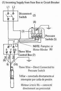 Water Well Pump Wiring Diagram