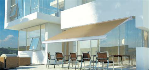 Tende Da Sole Automatizzate Tende Da Esterno A Bracci Estensibili Per Privati E Locali