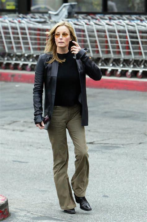 bo derek leather jacket bo derek  stylebistro