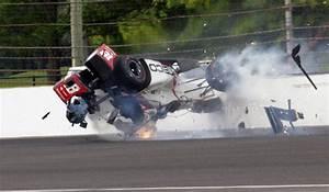 Accident Bourdais Indianapolis : indycar driver sebastien bourdais returning to the track though not the car in toronto ~ Maxctalentgroup.com Avis de Voitures