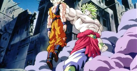 Broly, The Legendary