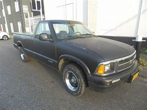 Chevrolet - S10 Pick Up Longbed - 1996