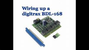 Wiring Up Digitrax Bdl 168