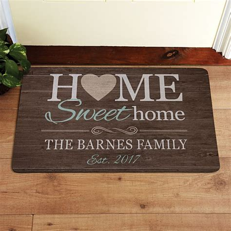 Personal Doormats by Personalized Doormats Welcome Mats Personal Creations