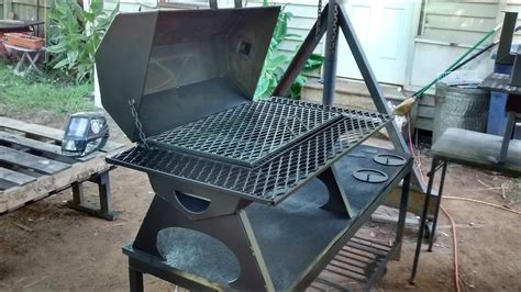 heavy duty table top bbq grills youtube