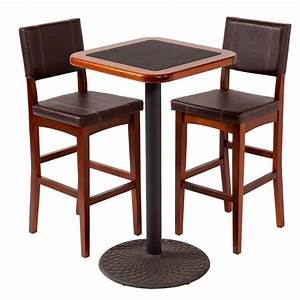 Tall Cafe Table And Chairs www imgkid com - The Image