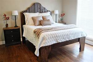 Wood Bed  Build It