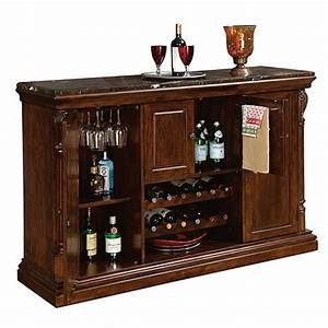 howard miller niagara console wine enthusiast With home beer bar furniture