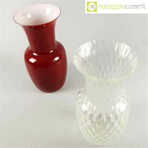 venini vasi catalogo venini coppia vasi opalino