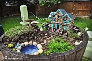 fairy garden ideas  kids