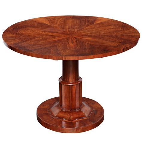 yoyo centre table dining table 19th century viennese centre pedestal table at 1stdibs