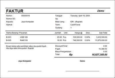 dokumen yang digunakan pada siklus pendapatan diahanandagibran
