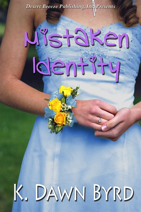 mistaken identity mistaken identity by k byrd and giveaway splashesofjoy