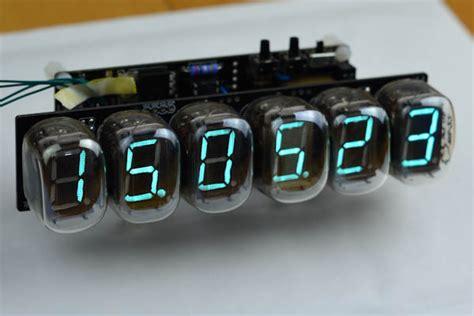 Vfd Modular Clock Mkii