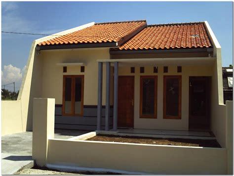 desain rumah kayu tampak depan contoh