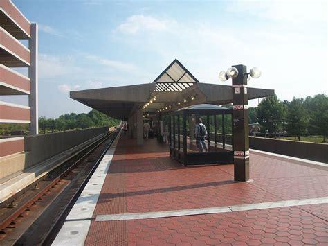 College Park by College Park Universidad De Maryland Metro De Washington