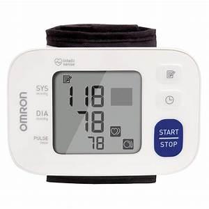 User Manual Omron 3 Series U00ae Wrist Blood Pressure Monitor