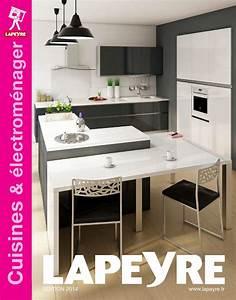 Facade De Cuisine Seule Lapeyre : catalogue lapeyre cuisines lectrom nager 2014 by joe ~ Dailycaller-alerts.com Idées de Décoration