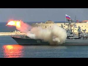 Russian rocket almost killed people on parade 26.07.15 ...
