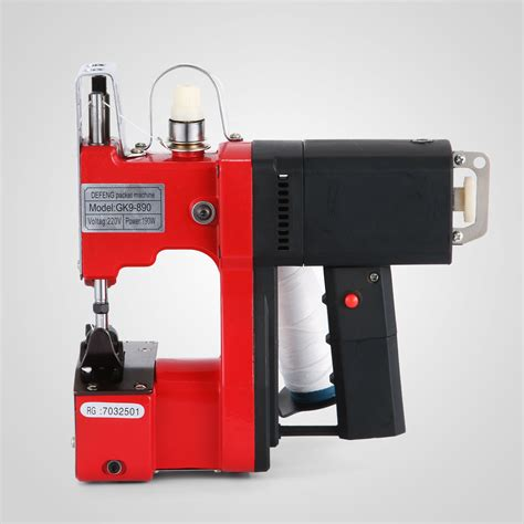 industrial portable electric bag stitching closer seal sewing machine   ebay