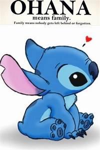 Stitch Ohana Cute Wwwpixsharkcom Images Galleries
