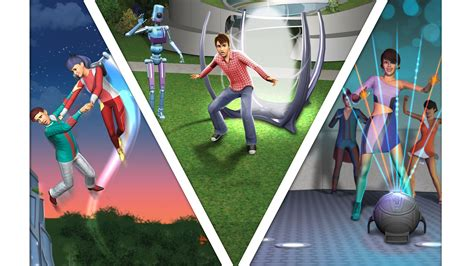 The Sims™ 3 Into The Future For Pcmac Origin