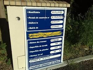 Panneau De Permis De Construire : planning maison passive villennes sur seine ~ Dailycaller-alerts.com Idées de Décoration