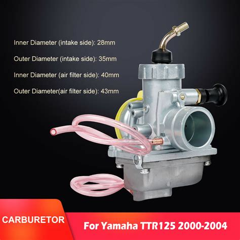 Replacement Carb For Yamaha Ttr