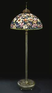 779 best tiffany studios images on pinterest louis With tiffany magnolia floor lamp