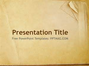 Old Book PowerPoint Templates