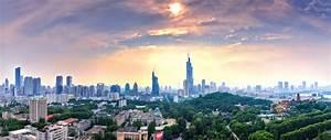 Image Gallery Nanjing Skyline