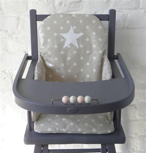 coussin chaise haute combelle les 25 meilleures idées concernant coussin de chaise haute