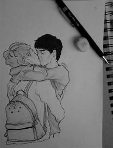 Cute Couple Drawing Ideas Tumblr Drawing Ideas Tumblr ...