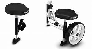 Clicgear 3 0 3 5 Seat Chair For Golf Push Pull Cart