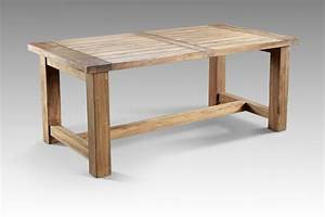 Gartentisch Holz Massiv : teakholz tisch massiv ~ Indierocktalk.com Haus und Dekorationen