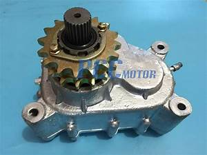 Reverse Gear Box Transmission For Gy6 250cc Go Karts Dune